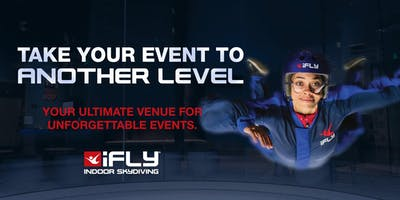 iFLY Orlando Corporate Open House- Holiday Party Preview