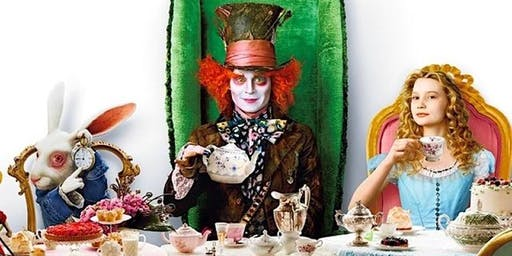 Mad Hatter Tea Tasting