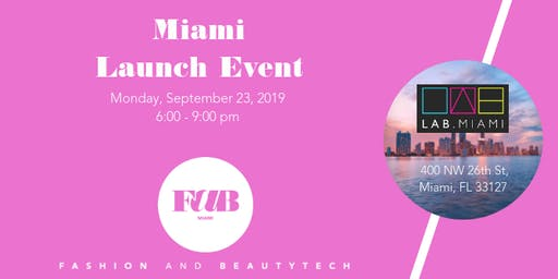 Miami, FL Fashion Events | Eventbrite