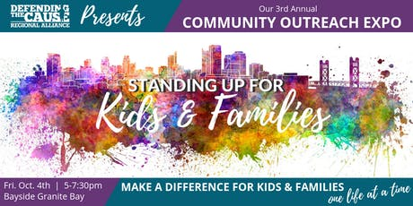 Standing Up for Kids & Families 2019 tickets