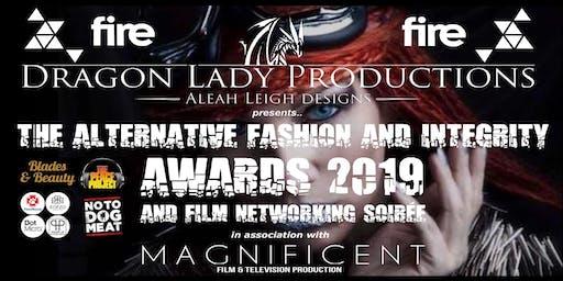 The Annual Integrity Awards, Fashion Showcase & Film Networking Soirée 2019