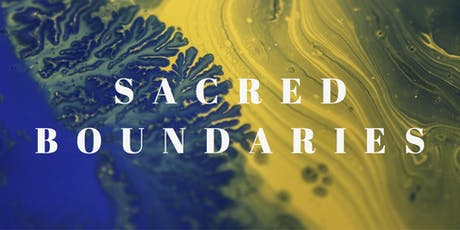 Sacred Boundaries, a Breathwork and Vocal resonance workshop  tickets