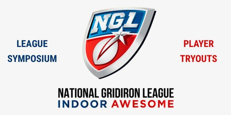 National Gridiron League Symposium & Player Tryout (South Florida) tickets