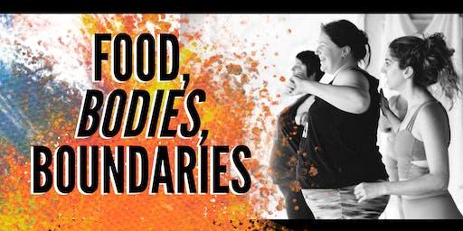 Food, Bodies, Boundaries Workshop