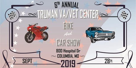 Truman VA/Vet Center Car Show tickets