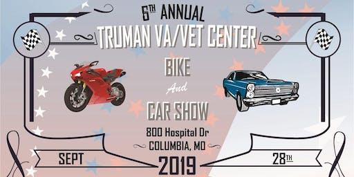 Truman VA/Vet Center Car Show
