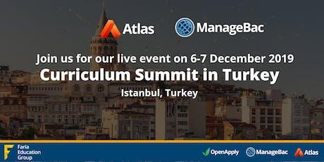 Curriculum Summit in Turkey tickets