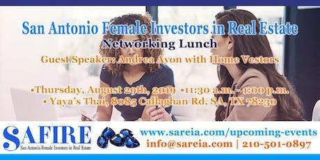 San Antonio Females in Real Estate (SAFIRE) tickets