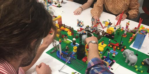 LEGO® SERIOUS PLAY® at the Bendigo Tech School