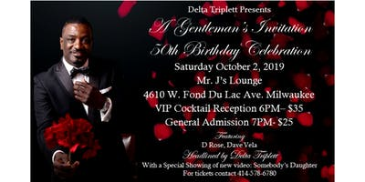 Delta Triplett Presents: A Gentleman's Invitation