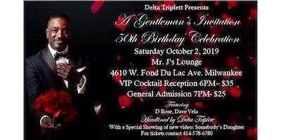 Delta Triplett Presents: A Gentleman's Invitation