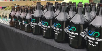 Crystal Lake Aquathon Celebration and Filler Party