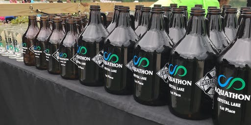 Crystal Lake Aquathon Celebration and Filler Party