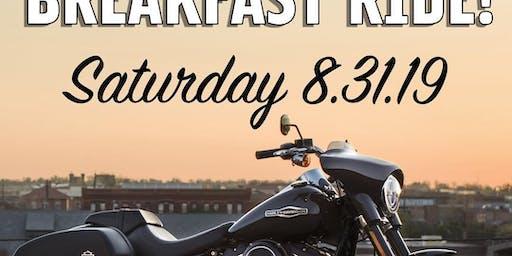 Raging Bull Breakfast Ride