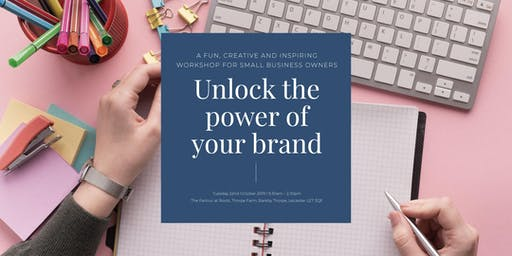 Unlock the power of your brand