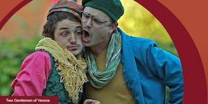 """Shakespeare Napa Valley Presents: """"Two Gentlemen of..."""