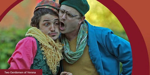"Shakespeare Napa Valley Presents: ""Two Gentlemen of Verona"""