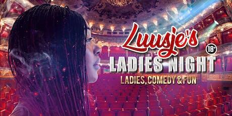 Luusje's Ladies Night (Reservering) tickets