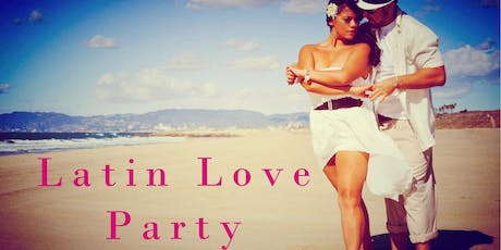 LATIN LOVE PARTY  | Cha Cha Cha Dance Lessons, DJ & Social Dance Party tickets