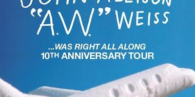 """John-Allison """"A.W."""" Weiss in Denton TX!"""