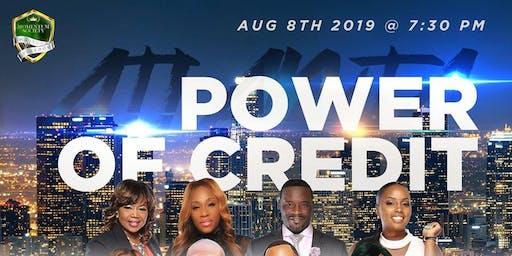 The Power of Credit -Atlanta - Cassandra Moody