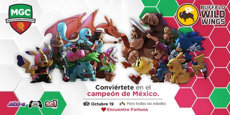 Mexican Gaming Championship tickets