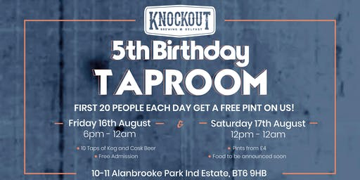 Knockout Brewing Taproom