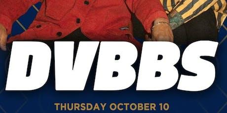 DVBBS @ Noto Philly Oct 10 tickets