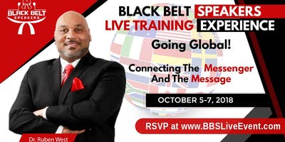 BBS Live Training Experience, October 2019