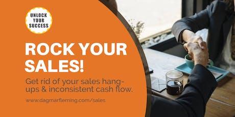 Rock Your Sales Workshop tickets