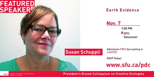 President's Dream Colloquium:  Susan Schuppli
