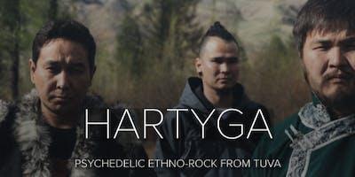 HARTYGA  (Tuvan rock), Arrington De Dionyso