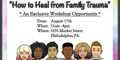 How to Heal from Family Trauma