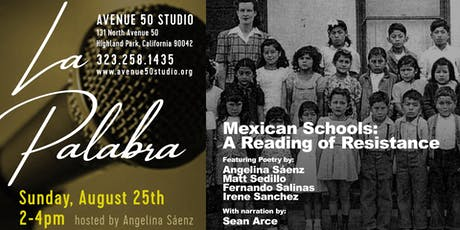 Mexican Schools: A Reading of Resistance tickets