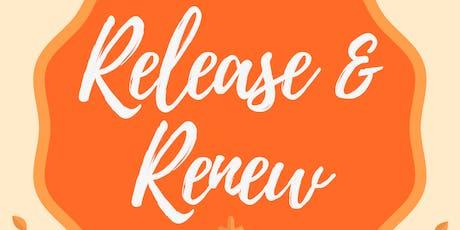 Release & Renew Day Retreat tickets
