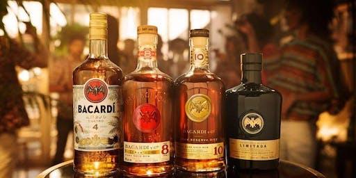 Bacardi Premium Portfolio Daiquiri and Rum Tasting