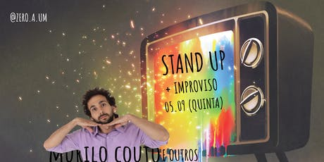 Stand Up com Murilo Couto ingressos