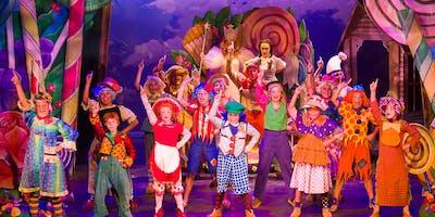 Wizard of Oz! (Yellow Brick Road Cast)