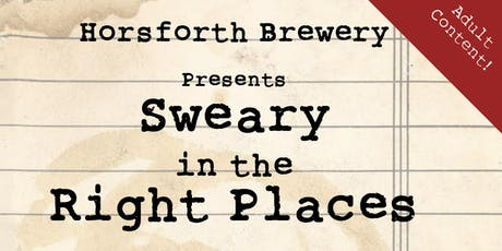 Sweary in the Right Places tickets