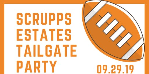 Scrupps Estates Tailgate Party