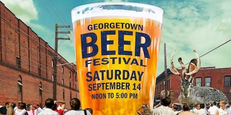 2019 Georgetown Beer Festival tickets