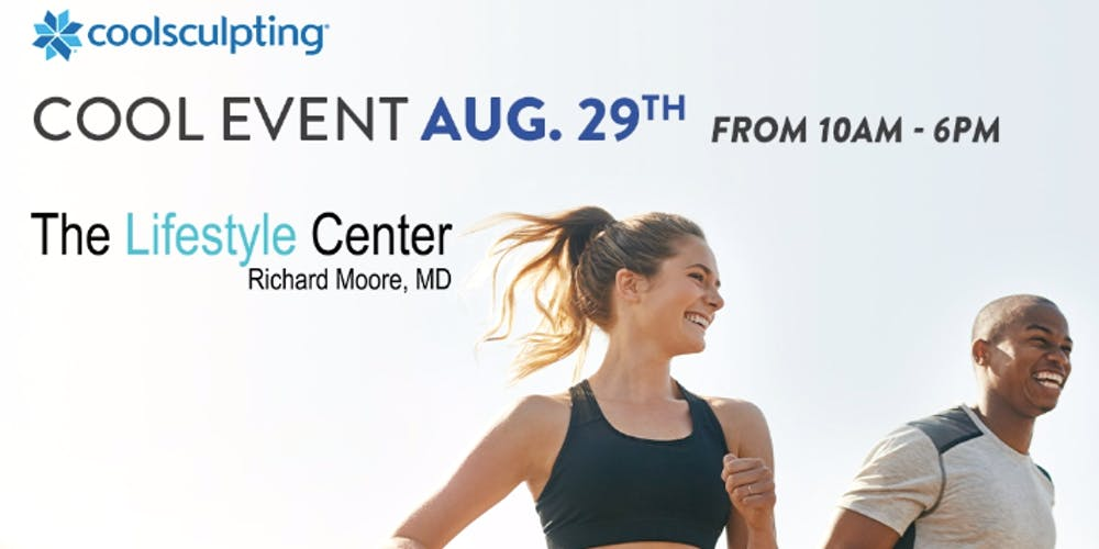 CoolSculpting® Cool Event at The Lifestyle Center ❄️ Tickets, Thu