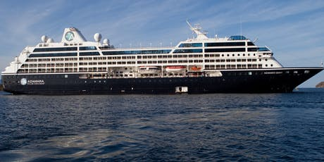 Azamara Luxury Cruise Travel Talk tickets