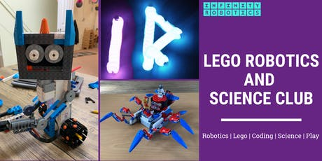 Lego Robotics and Science Club - Davidson Mains  tickets