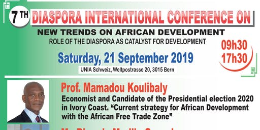 7th Diaspora International Conference on African Development