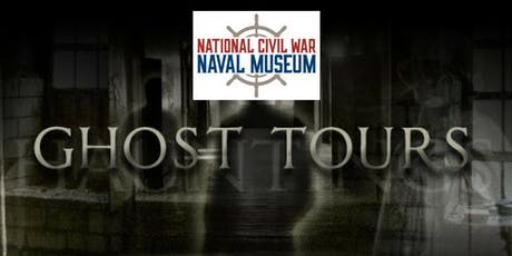 Ghost Tour at Port Columbus- 10/4 tickets