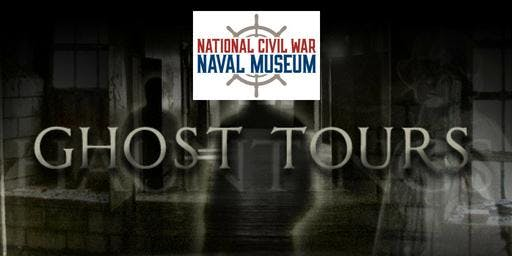 Ghost Tour at Port Columbus- 10/19