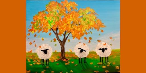 Fall Sheep