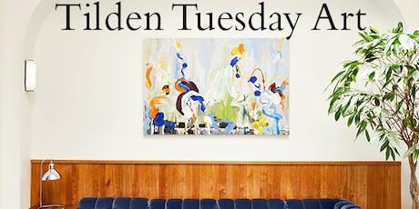 Tilden Tuesday Art Event tickets