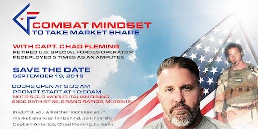 Combat Mindset with Capt. Chad Fleming